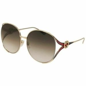 Gucci Sunglasses W/Brown Gradient Lens